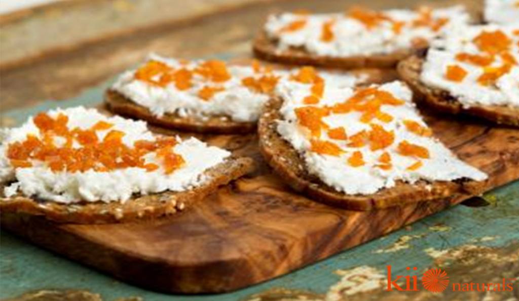 A Kii Spread - Feta & Orange Peel