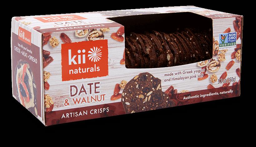 Date & Walnut